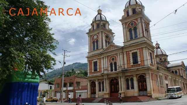Mudanzas Cajamarca
